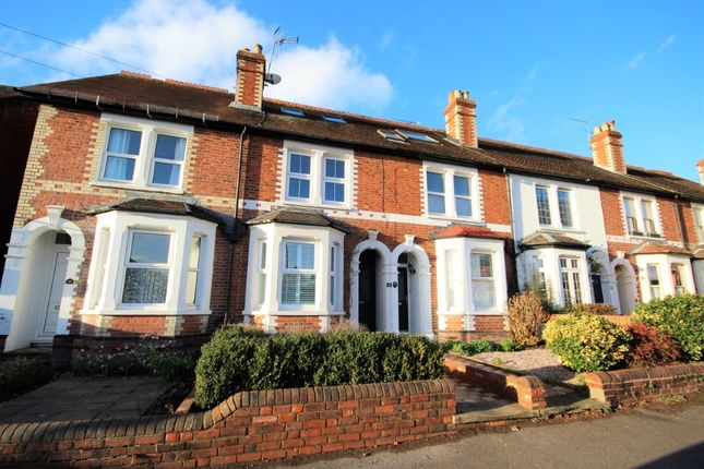 Thumbnail Terraced house for sale in Station Terrace, Twyford