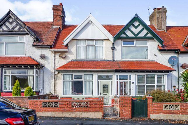 Terraced house for sale in Ocean Road, Barrow-In-Furness