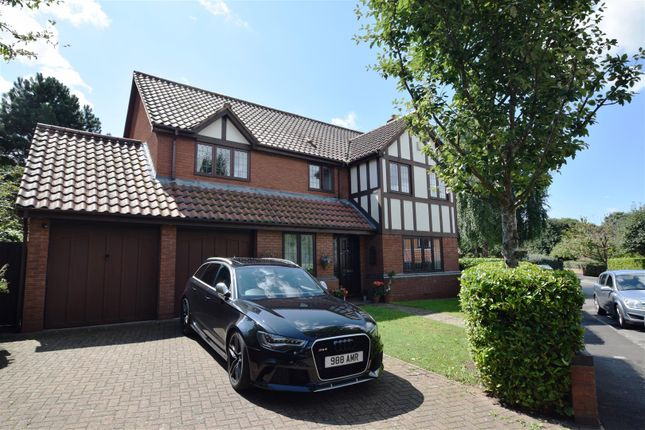 Thumbnail Detached house for sale in Shaplands, Stoke Bishop, Bristol
