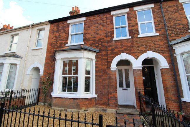 Thumbnail Terraced house for sale in Kings Road, Hitchin, Hertfordshire