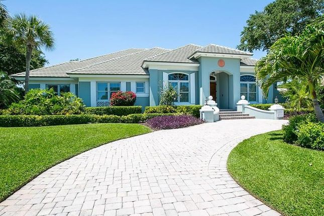 Thumbnail Property for sale in 301 Sable Oak Drive, Vero Beach, Florida, United States Of America