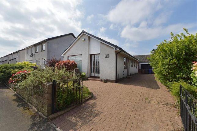 Thumbnail Detached bungalow for sale in Hallidale Crescent, Renfrew