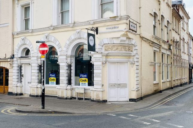 Thumbnail Commercial property to let in Broad Street, Hereford