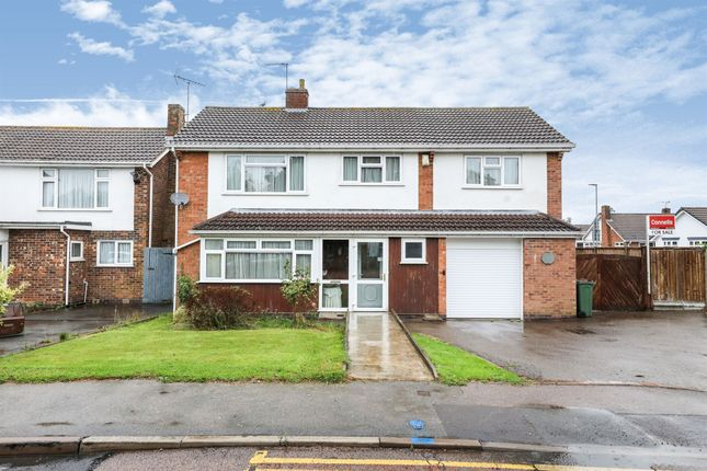 Thumbnail Detached house for sale in Ridgeway, Oadby, Leicester