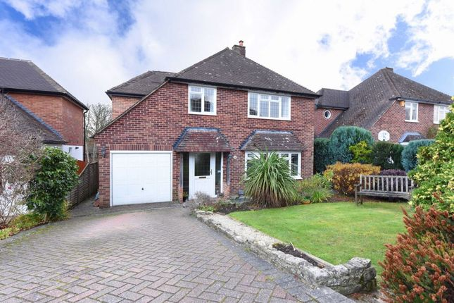 Thumbnail Detached house to rent in Old Rectory Gardens, Farnborough