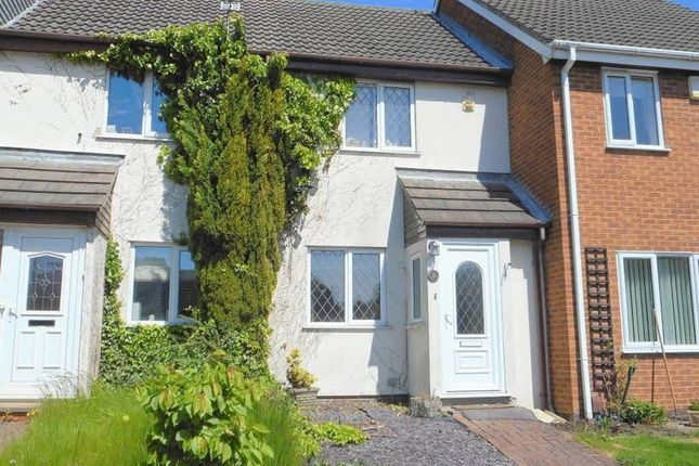 Thumbnail Town house to rent in Shenington Way, Oakwood, Derby