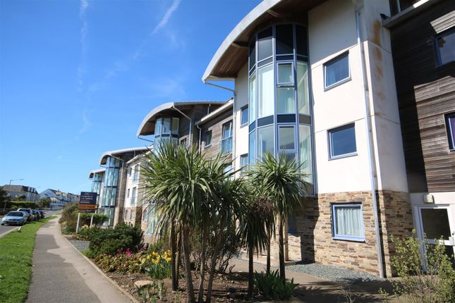 Thumbnail Property for sale in Pentire Avenue, Newquay