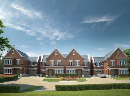 Thumbnail Semi-detached house for sale in Off Digswell Hill, Welwyn