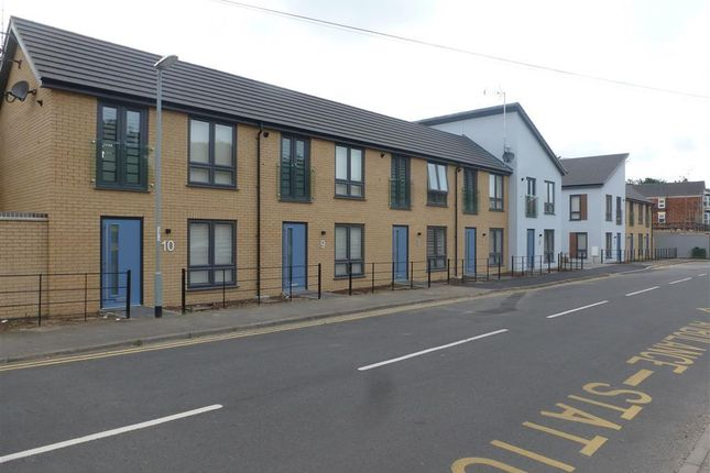 Thumbnail Maisonette to rent in St. Augustines Road, Wisbech