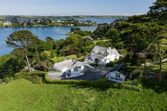 Thumbnail Detached house for sale in Restronguet, Mylor, Falmouth, Cornwall
