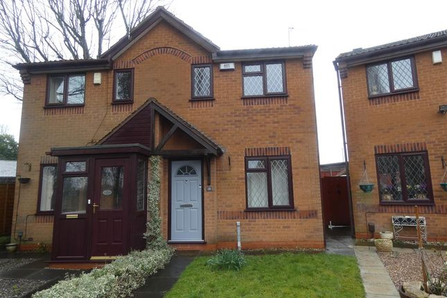 Thumbnail Semi-detached house to rent in Davis Grove, Yardley, Birmingham
