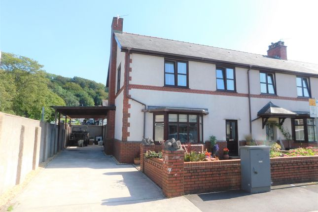 Thumbnail End terrace house for sale in Woodland Road, Neath