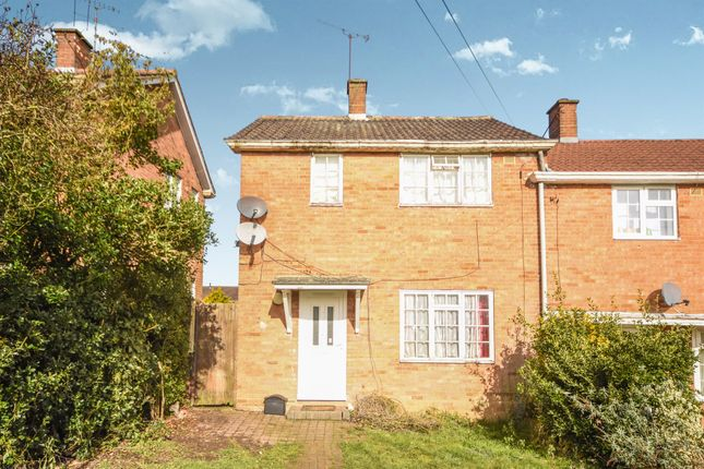 Thumbnail End terrace house for sale in Ardleigh Gardens, Hutton, Brentwood