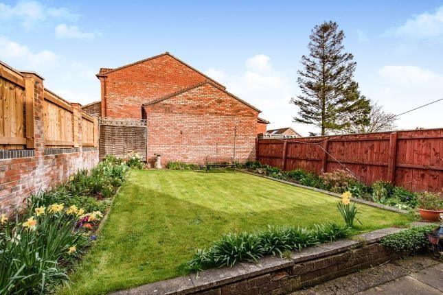 Rear Garden of Northfields, Hutton Rudby, Yarm, North Yorkshire TS15