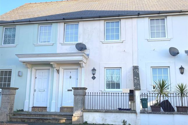 2 bed terraced house to rent in Cadogan Close, Johnston, Haverfordwest SA62