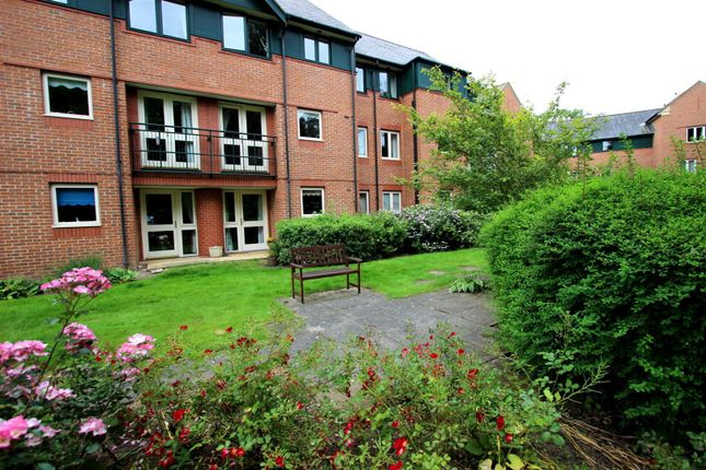 Thumbnail Flat for sale in Squires Court, Woodland Road, Darlington