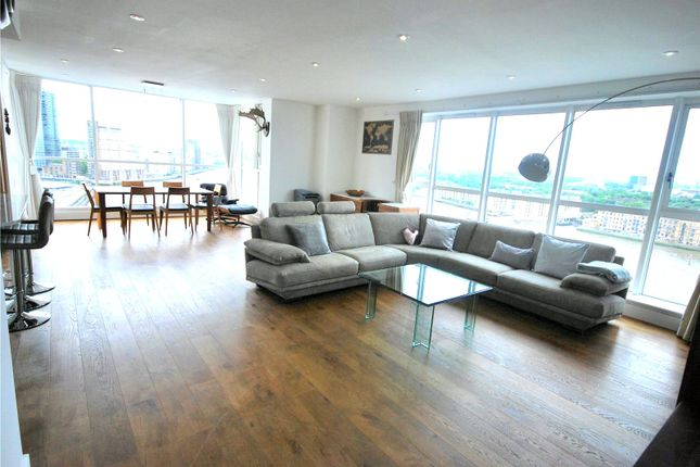 Thumbnail Flat to rent in Belgrave Court, 36 Westferry Circus, London