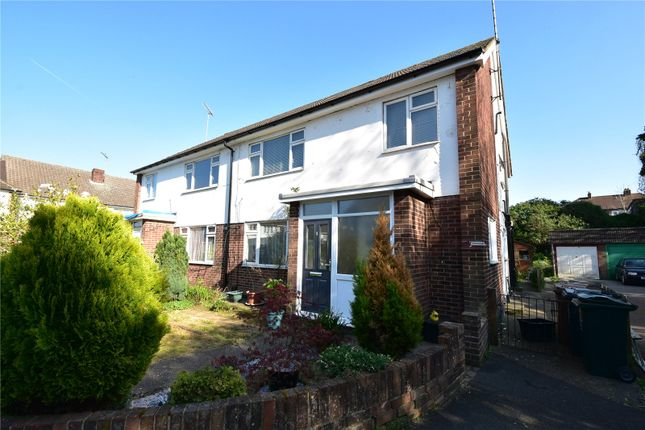 2 bed maisonette for sale in Mitchell Close, Wilmington, Kent