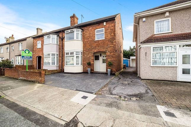 Thumbnail Semi-detached house for sale in The View, Abbey Wood, London