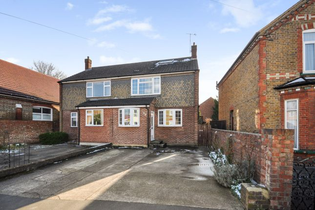 Thumbnail Semi-detached house for sale in New Road, Feltham, Middlesex