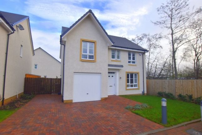Thumbnail Detached house to rent in Drumgray Avenue, Uddingston, Glasgow