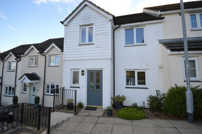 Thumbnail Semi-detached house for sale in Palace Gardens, Chudleigh, Newton Abbot, Devon