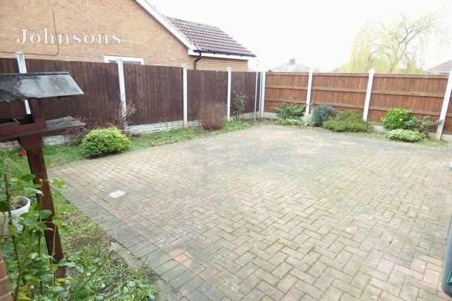 Rear Garden of Langthwaite Road, Scawthorpe, Doncaster. DN5