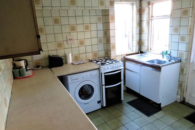 Kitchen of Thorpe Road, Easington Village, County Durham SR8