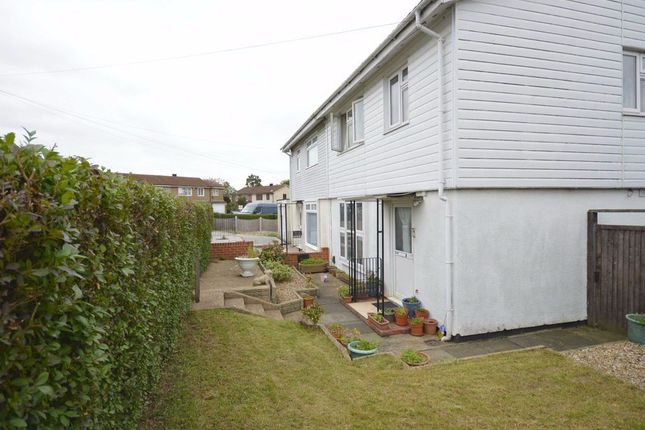 Thumbnail Semi-detached house for sale in Burrow Road, Chigwell