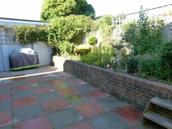 Garden of Heathfield Avenue, Saltdean, Brighton, East Sussex BN2