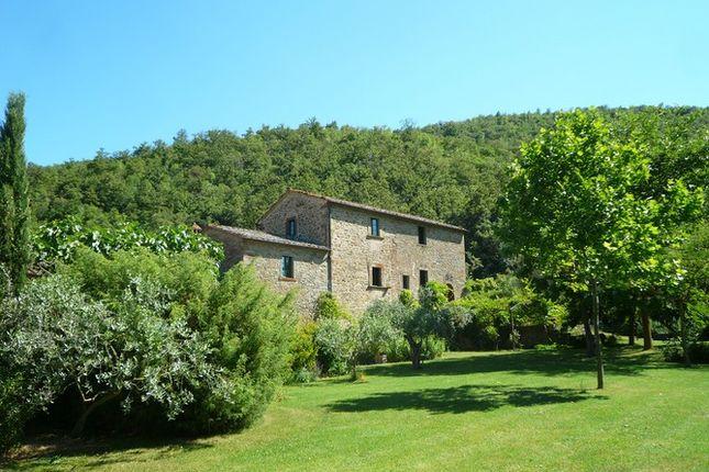 Villa Cipressi, Cortona, Tuscany