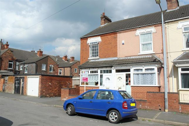 Thumbnail Terraced house to rent in Dale Street, Scunthorpe