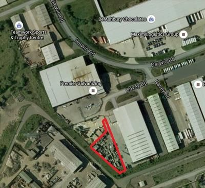 Thumbnail Land for sale in Davey Road, Willowbrook Industrial Estate, Corby