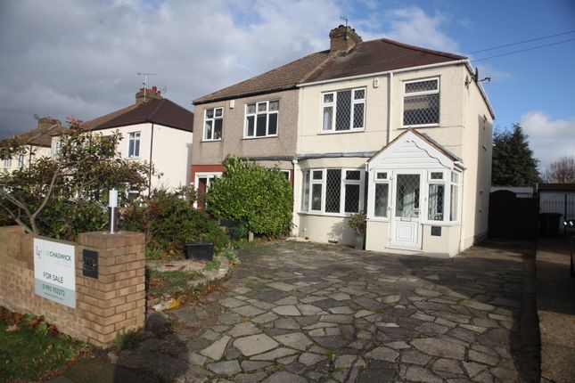 Thumbnail Semi-detached house for sale in Princes Road, Dartford
