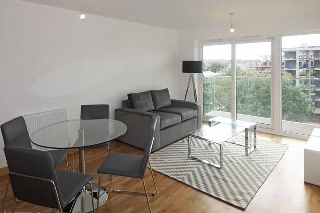 Thumbnail Flat to rent in Langley Square, Mill Pond Road, Dartford