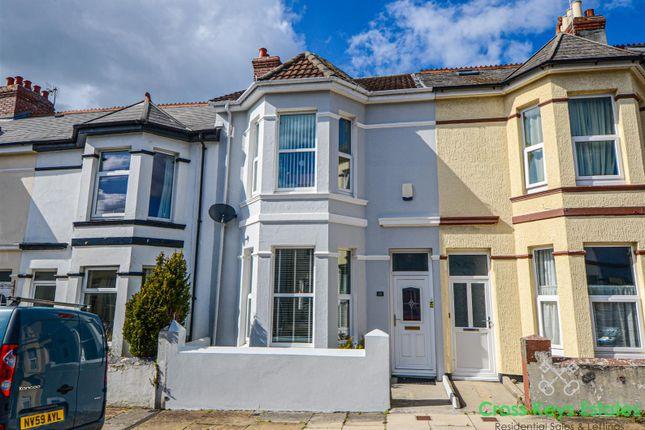 Thumbnail Property for sale in Rowden Street, Plymouth