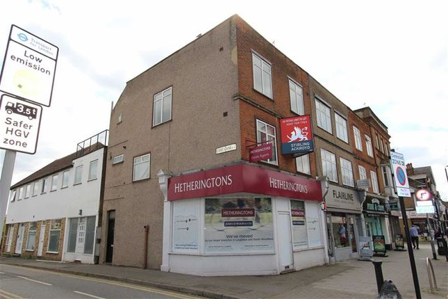 Thumbnail Flat for sale in Station Road, North Chingford, London