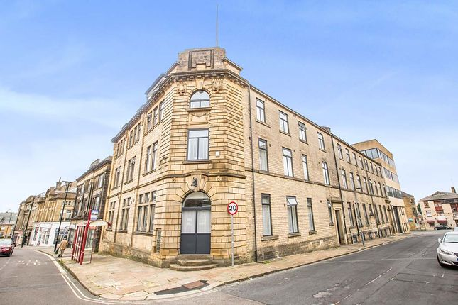 1 bed flat to rent in Courier House, 9 King Cross Street, Halifax HX1