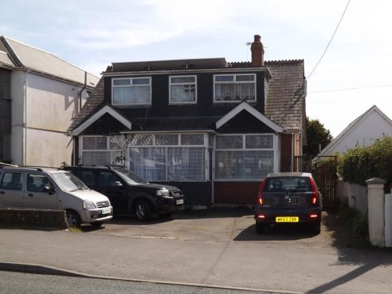 Thumbnail Bungalow for sale in Newquay, Cornwall, England