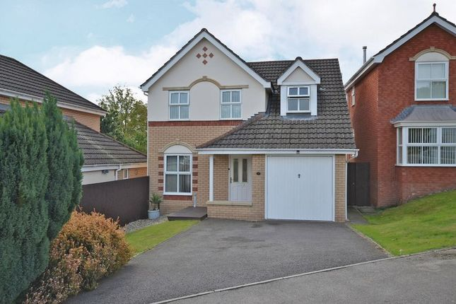 Thumbnail Detached house for sale in Detached Modern House, Allt-Yr-Yn Heights, Newport