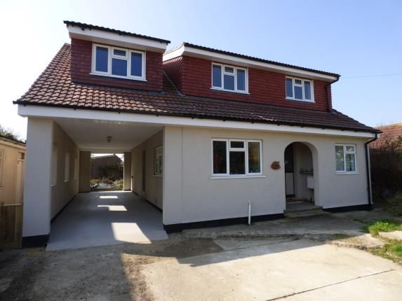 Thumbnail Detached house for sale in West Haye Road, Hayling Island