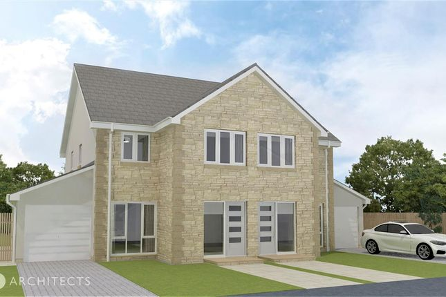 Thumbnail Semi-detached house for sale in Moffat Manor, Plot 8 - The Riviera, Airdrie