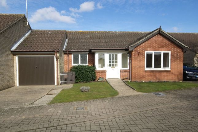Thumbnail Bungalow for sale in Catton Court St. Faiths Road, Old Catton, Norwich