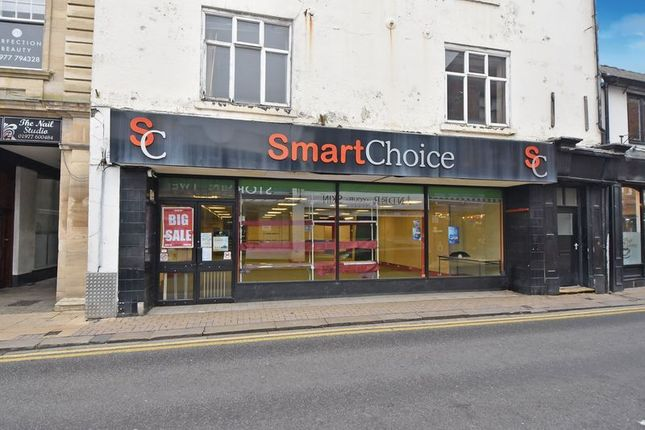Thumbnail Retail premises to let in Ropergate, Pontefract