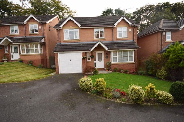 4 bed detached house for sale in Rushgreen Close, Prenton