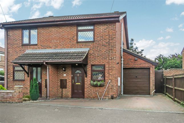 Thumbnail Semi-detached house for sale in Elm Road, Biggleswade, Bedfordshire