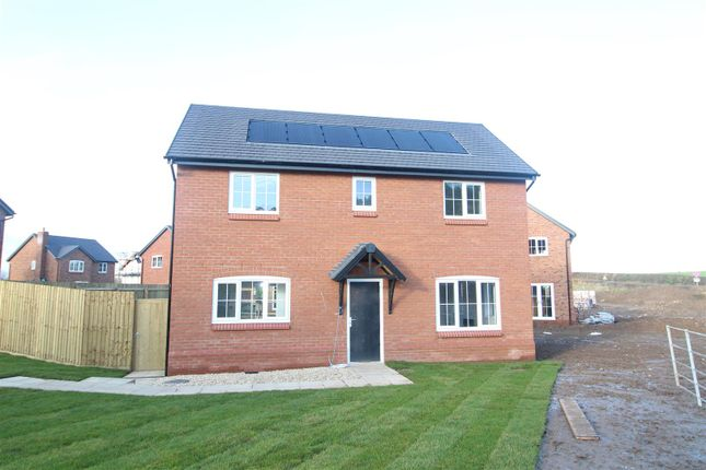 Thumbnail Detached house for sale in The Stowe - Hopton Park, Nesscliffe, Shrewsbury