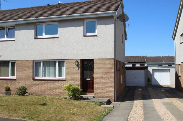 Thumbnail Semi-detached house to rent in Golf View Crescent, New Elgin, Elgin, Moray