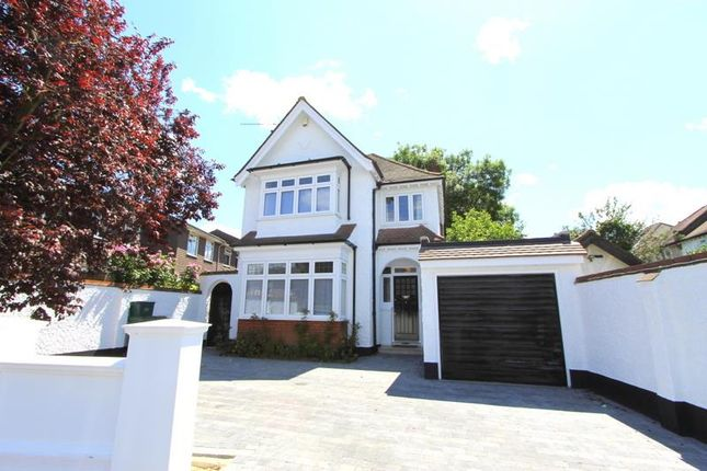 Thumbnail Detached house for sale in Waleton Acres, Carew Road, Wallington
