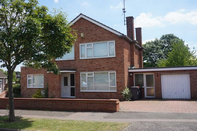 Thumbnail Detached house to rent in Hartshill, Bedford